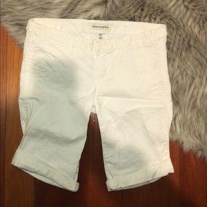 Abercrombie kids long shorts